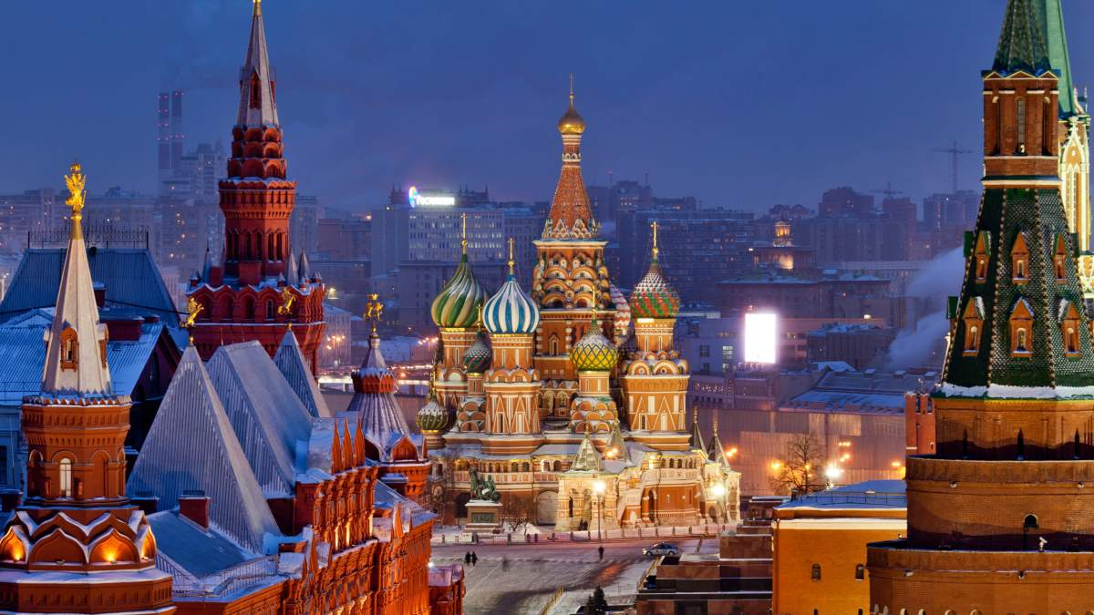 Moscú | WelcomeAbroad | Cursos de Idiomas en el Extranjero