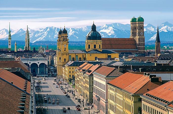 Munich | WelcomeAbroad | Cursos de Idiomas en el Extranjero