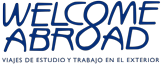 Welcome Abroad logo